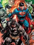 新52蝙蝠侠/超人 第8话