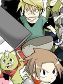 战勇。Main Quest漫画