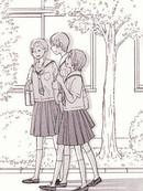 情书love letter漫画