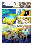 超酷的法拉酱漫画