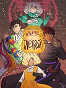 Welcome to Dietroit! 第1话