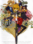 Fate-激突篇漫画